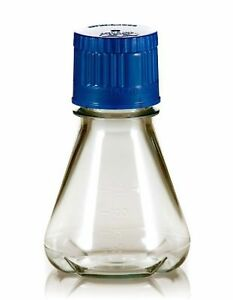 Triforest Fbc0125s Erlenmeyer Flask With Baffled Base 125ml 71 Length New