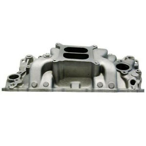 Professional Products Plain 1957 1986 Chevy Power Intake Manifold