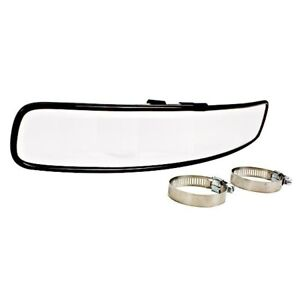 Speedway Racing Convex Wide Angle Rear View Mirror 16 1 2 Wide X 3 Tall