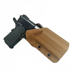 Armorwerx Kydex Tactical  Competition Belt Holster for 1911