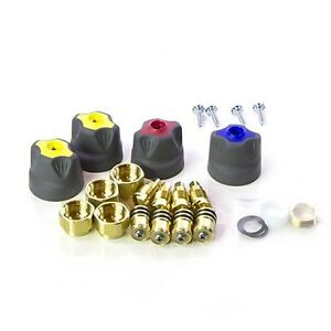 Yellow Jacket 41083 Brute Ii Rebuild And Replacement Kit New
