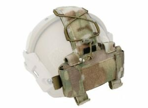 NVG Battery Case amp; Counterweight Pouch for OPS Core Crye Combat Helmet Mohawk $59.99