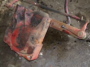 Farmall 400 Wheatland Diesel Tractor Wide Front End