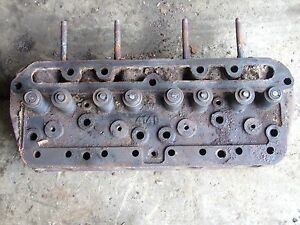 Farmall Regular Tractor Engine Head 414d