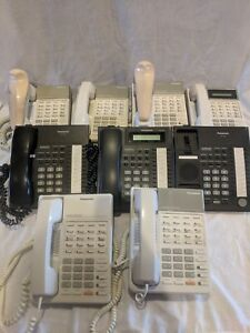 Panasonic Business Phones 3 Kx 7720 b Advanced And 6 Kx t7020 Hybrid Systems