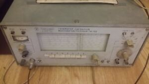 High frequency Generator G4 102a