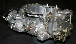 Lifetime Warranty Mopar Edelbrock carter Afb 9511 Carburetor 500cfm 9500 9501