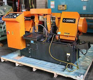 Cosen C 300nc 12 Fully Automatic Horizontal Band Saw