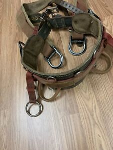 Weaver Leather Climbing Saddle Model 1035 Md Arborist End To End