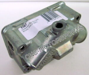 Aed Holley Dominator Carburetor Fuel Bowl Front Or Rear Of Carb 1050