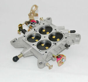 Aed Holley Carburetor Base Plate 850 Double Pumper Carb