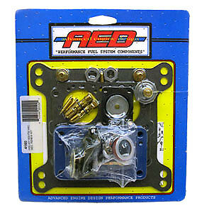 Aed Holley Vacuum Secondary Carb Rebuild Kit 4160 600 750 Carburetor