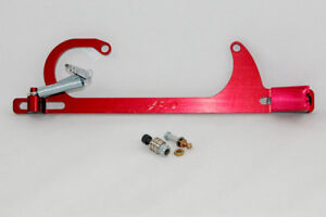 Aed Holley Carburetor 4150 Ford Cable Throttle And Spring Bracket Red