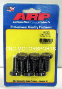 Arp Flywheel Bolt Kit 100 2801 Chevy V6 265 454 2 Piece Rear Main Seal