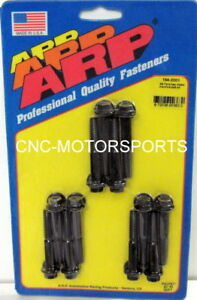 Arp Intake Mainifold Bolt Kit 154 2001 Ford 260 289 302 351w Uses 3 8 Socket