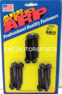 Arp Intake Mainifold Bolt Kit 154 2101 Ford 260 289 302 351w Uses 3 8 Socket