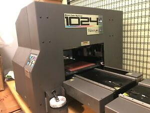 Direct Color Systems 1024hshd Uv Printing Machine With Rip 9 Software
