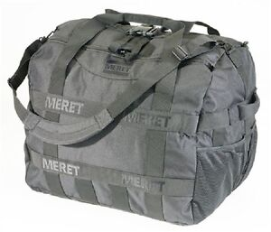 New Meret Turnout Pro Emergency Fire Rescue Medical Duffel Bag Tactical Black