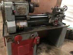 Logan 14 Model 6510h Lathe