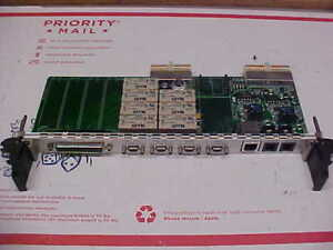 Compact Pci Force Tam Iobp 2 Rev C P n 106360 Network Controller Board Loc 128