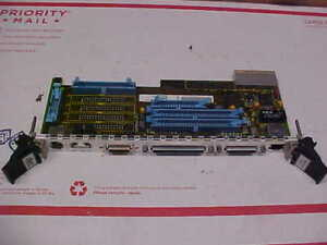 Compact Pci Force Sparc 10bp 520 cpu 105008 Network Controller Board Loc 125