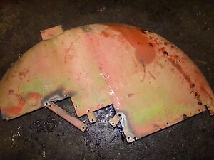 International Farmall Wd6 Diesel Tractor Left Fender