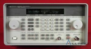 Hp Agilent 8648d 1ea Synthesized Signal Generator 9khz To 4200mhz 3847a00725