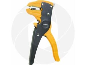 Heavy Duty Self Adjustable Automatic Electrical Cable Wire Stripper Cutter Plier