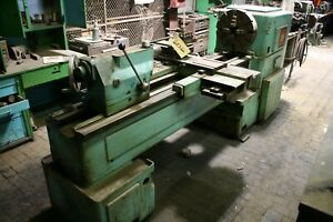 21 X 60 Summit Engine Lathe Yoder 65352