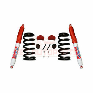Skyjacker 2 5 Suspension Lift Kit With Hydro Shocks For Jeep Liberty 2002 2007