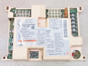 White Rodgers 50a55 486 Furnace Control Circuit Board 156 7457a