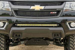 Rough Country 30 Led Bumper Brackets fits 2015 2020 Chevy Colorado Gmc Canyon