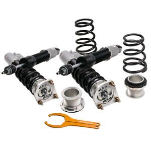 Assembly Coilovers Kits For Ford Mustang 4th 94 04 24 Step Adj Damper Grey