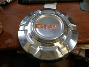 1969 1972 Gmc Hubcap 1 2 Ton Dog Dish Pickup Truck 71 72 Chevy 10 5 8