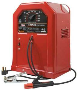 Stick Welder Ac 225 Series 240 Lincoln Electric K1170