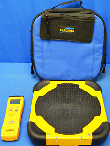 Fieldpiece Srs2 Wireless Refrigerant Scale W Case And Remote Excellent