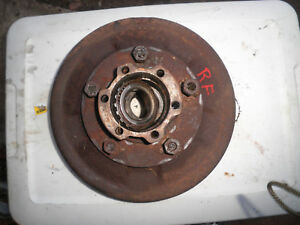 Willys Overland Jeep Truck Right Front Drum Hub Bearings 1952