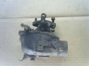 Oliver 88 Gas Row Crop Tractor Carb Needs Rebuilt