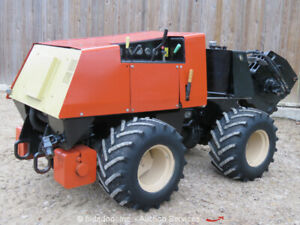 2004 Ditch Witch 410sxd Walk Beside Articulating Vibratory Cable Plow Bidadoo