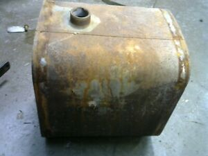 Oliver 88 Gas Row Crop Tractor Gas Tank Clean Inside Some Rust Where Strapsgo
