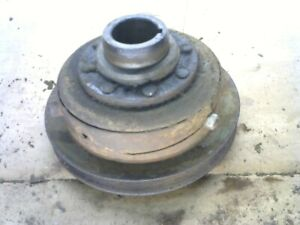 Oliver 88 Gas Row Crop Tractor Front Engine Pulley