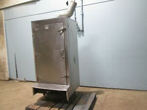 masterrange H d Commercial Natural Gas Chinese Style Smoker Roasting Oven
