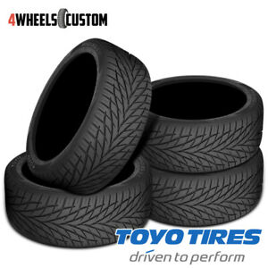 4 X New Toyo Proxes S t 265 50 20 111v All season Performance Tire