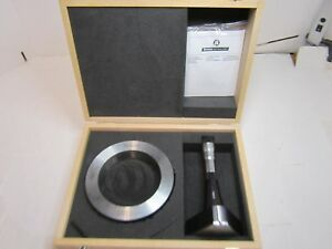 Fowler 52 255 322 5 To 6 Mechanical Inside Hole Micrometer 4 53 Gauge Depth