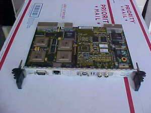 Blue Wave Systems Compact Pci Cpci c6400 4d 16s sc Network Gold Board Loc 366
