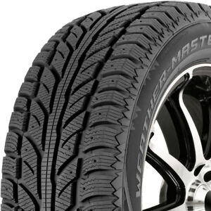 4 New 225 55 18 Cooper Weather master Wsc Winter Performance Tires 2255518