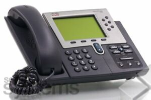 New Orig Packaging Cisco Unified Cp 280 9oz Ip Phone Voip System