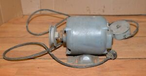 Westinghouse 1 3 Hp Electric Motor 1725 Rpm Lathe Drill Vintage Machine Tool
