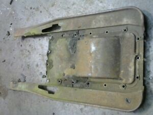 Oliver 88 Gas Row Crop Tractor Rear End Cover