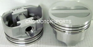 Ic9914 060 Icon Fhr Forged Flat Top Pistons Sbc 4 060 Bore 3 75 Stroke 5 7 Rod